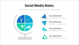 Stati dei social media Scorrevole_2 slides