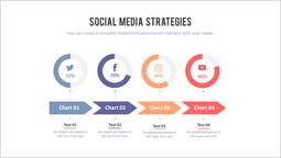 소셜 미디어 전략 슬라이드 레이아웃 파워포인트 레이아웃_00
