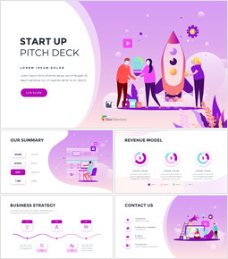 Pitch Deck di avvio Google skills themes_00