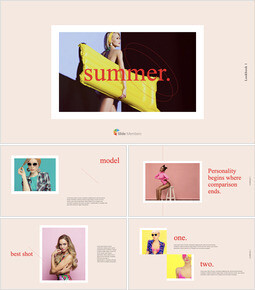 Summer Lookbook PPT to Keynote_00