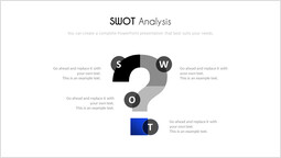 SWOT 분석 프레젠테이션 슬라이드_00