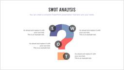 SWOT 분석 단일 슬라이드_00