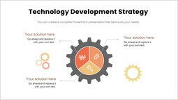 Technology development Strategy Single slide_2 slides