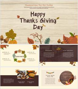 Thanksgiving Day Theme PT Templates_00