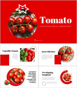 토마토 편집이 쉬운 PPT 템플릿_00