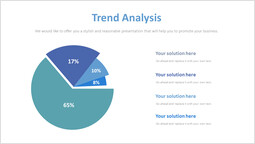 Trend Analysis PPT Background_00