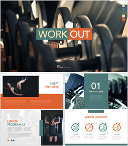 Work Out Keynote Presentation Template_00