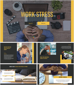 Work Stress Google Slides Templates_00