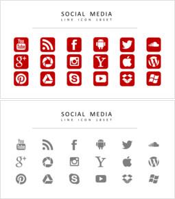 18 Social Media Vektorbilder_00