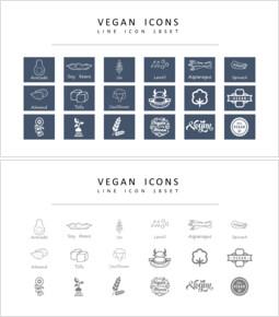 18 Vegan Flache Design-Symbole_00