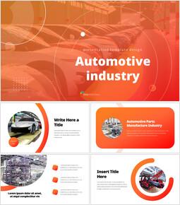 Automotive Industry Business Presentation Templates_00