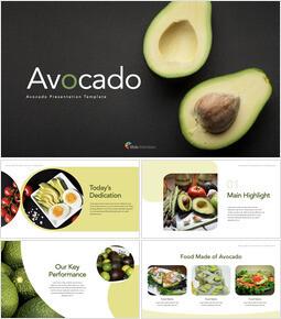 Avocado keynote slides_40 slides