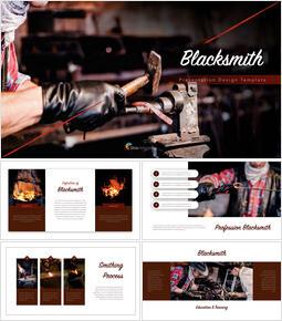 Blacksmith PPT to Keynote_40 slides