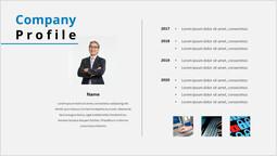 비즈니스 회사 프로필 파워포인트 디자인_00
