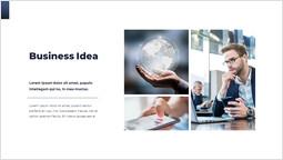 ビジネスアイデア テンプレート_2 slides