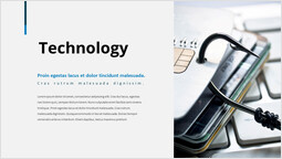 Business Technology PPT Background_00
