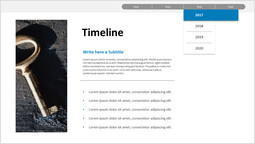 Business Timeline Single Deck_00