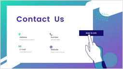 Cloud Service Contact Page Template_00