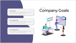 Company Goals Template Layout_00