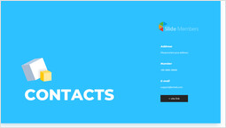 Contacts PPT Design_00