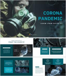 코로나 전염병 Google 슬라이드 테마 & 템플릿_00