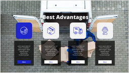 宅配便の最大の利点 デッキレイアウト_1 slides