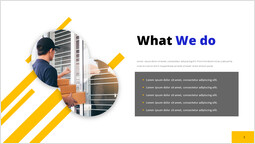 Courier service What We do Single Template_00