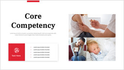 Covid Virus Core competency PowerPoint Design_00