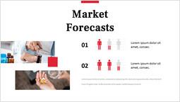 Covid Virus Market Forecasts PPT Deck Design_00
