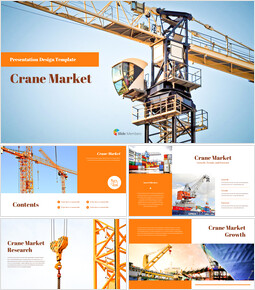 Crane Market PowerPoint Proposal_40 slides