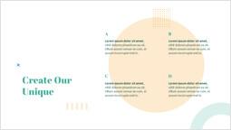Crea il nostro unico PPT DECK DESIGN_2 slides