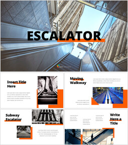 Escalator Modern PPT Templates_00