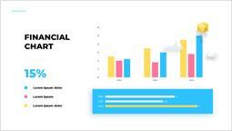 Financial Chart Page Template_00