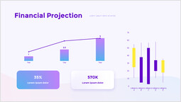 Financial Projection Graphes Deck_00
