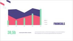 Financials Chart PPT Deck Design_00