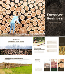 Forestry Business Presentation Google Slides Templates_00