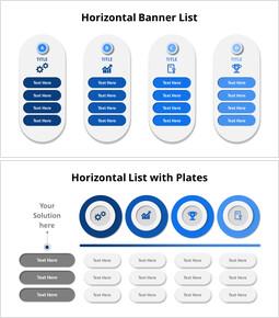 Four Table Block List Diagram_26 slides