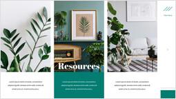 Green Interior Chi siamo Progettazione PowerPoint_1 slides