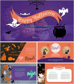Halloween Best PowerPoint Presentation_00