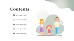 Insurance Table Of Contents PowerPoint Slide Deck Cover_00
