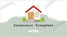Insurance Template Cover Simple Slide_00