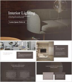 Interior Lighting Keynote Templates_00