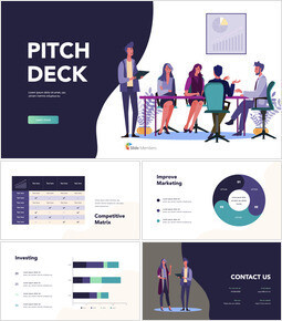 Investor Pitch Deck Template Interactive Keynote_00