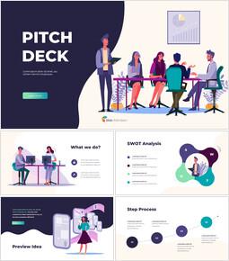 Investor Pitch Deck Template slide powerpoint_00