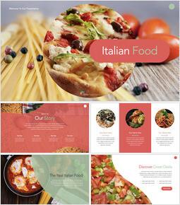 Italian Food Keynote to PPT_00