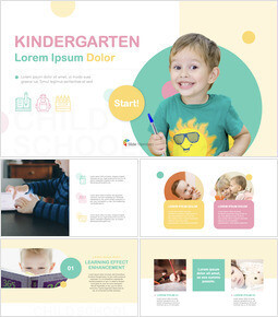 Kindergaten Keynote Templates for Creatives_00