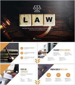 law Creative Keynote_40 slides