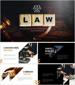 law PPT Presentation Samples_00