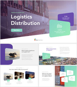 Logistics Distribution Keynote mac_00