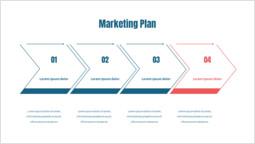 Piano di marketing Layout singolo_2 slides